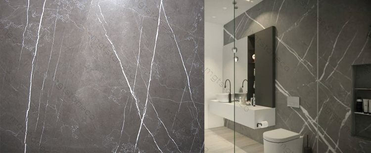Pietra Grey Marble Pietra Gray Marble Polished Honed