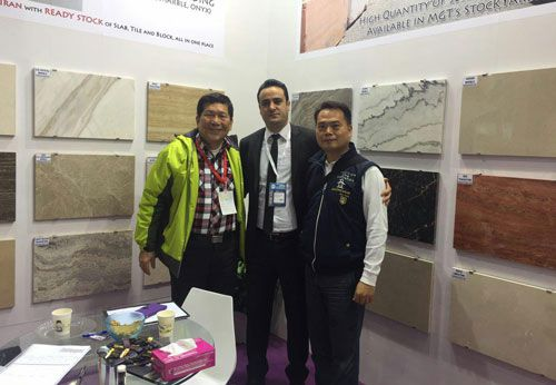 Xiamen Stone Fair, China